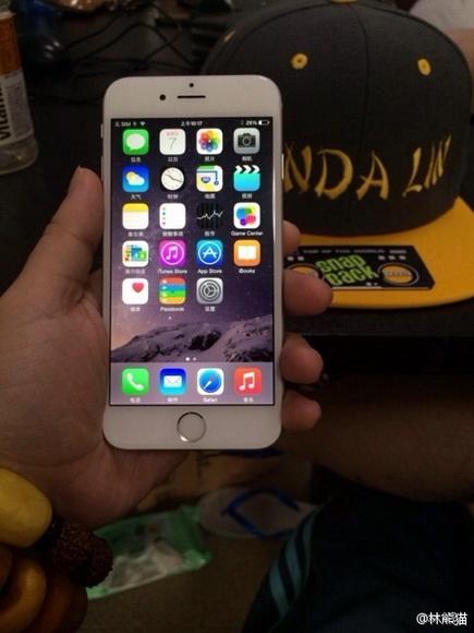 三星OLED曲面屏争争宠 iPhone 6发布会闹不停