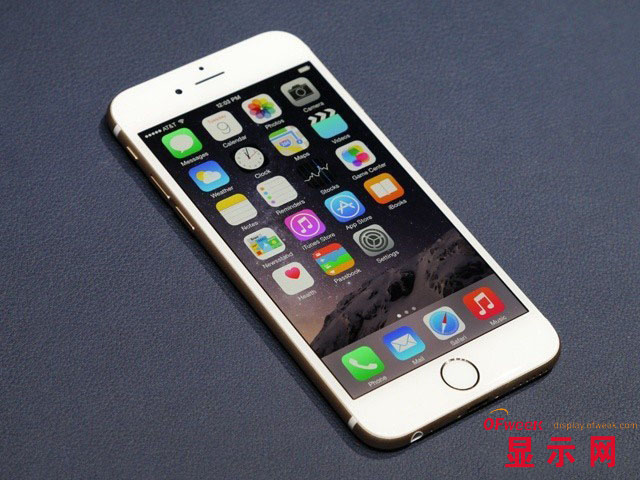 iPhone 6体测:屏幕尺寸知多少