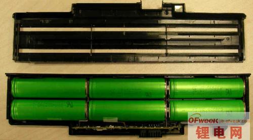 内芯较量:笔记本电池拆解(图)