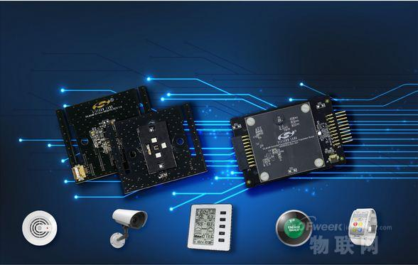 Silicon Labs传感器开发套件加速物联网系统设计