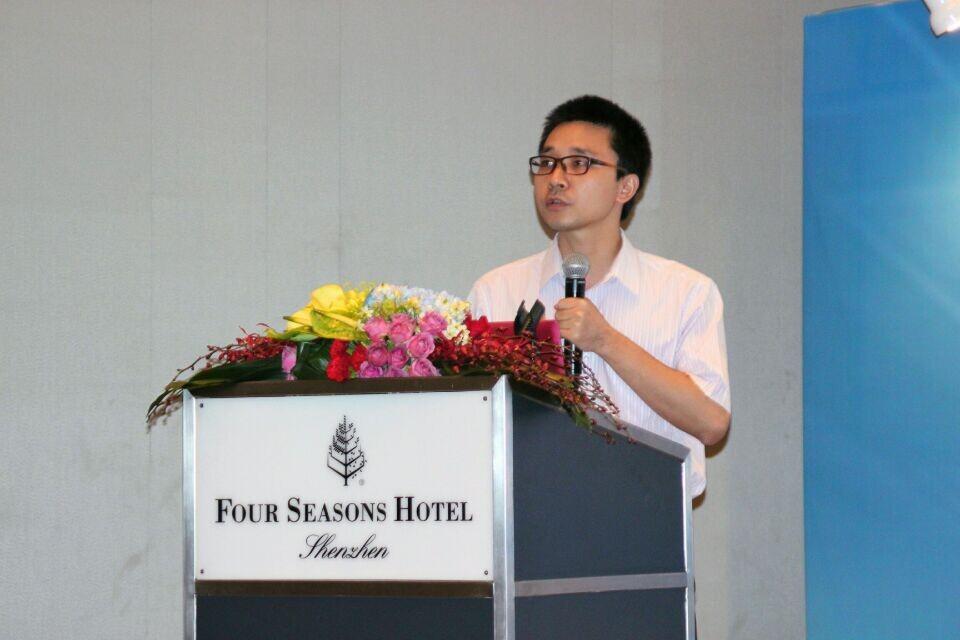 烽火冯勇华:后100G技术及其发展趋势