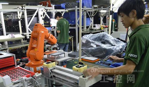 """雷柏科技:从""""机器代人""""到制造机器人""""大脑"""""""