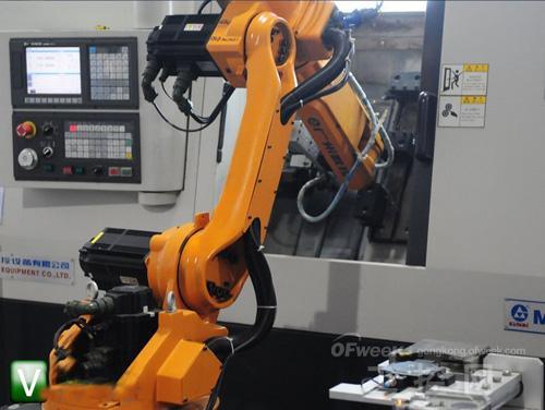 广州数控机器人-国内主要的工业机器人企业汇总 图