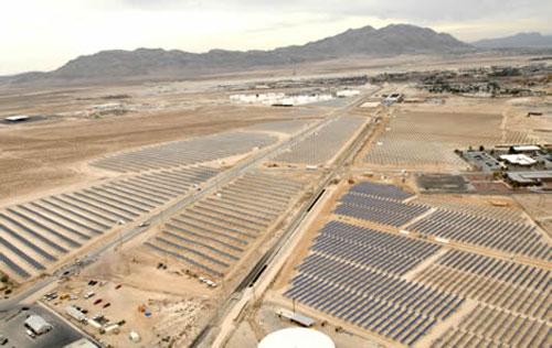 美军将建造世界最大太阳能电站