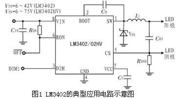 LED调光电路设计