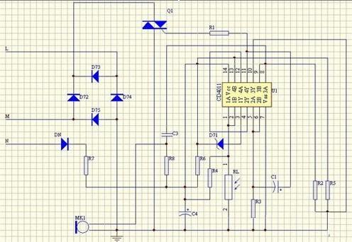DIY:声控LED球泡灯制作