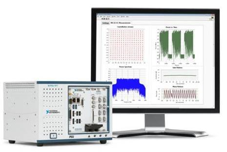 整合高性能仪器和FPGA 实现最佳WLAN测量(图)