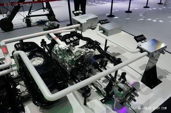 比亚迪新能源汽车动力总成与悬架结构技术全解读