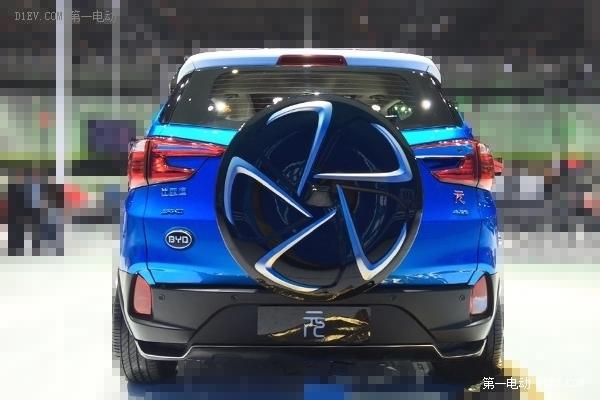 邂逅未来 比亚迪元 宋领衔将上市新能源汽车 附图高清图片