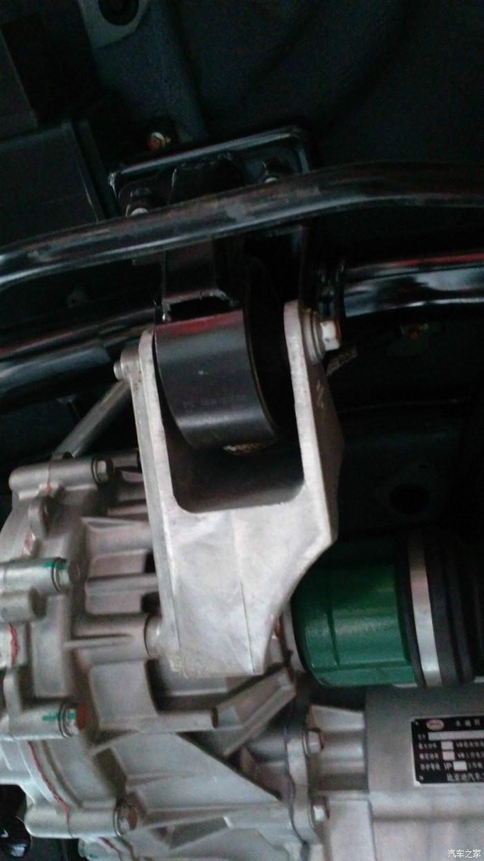 揭晓新能源汽车比亚迪唐性能参数内幕高清图片