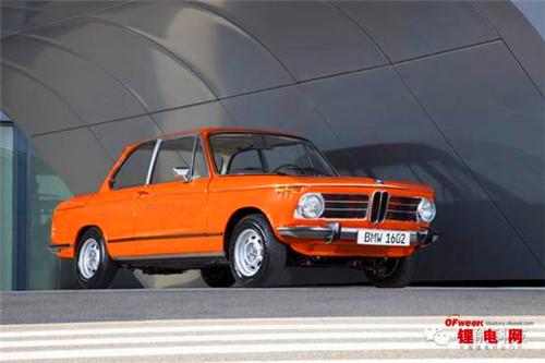 科普:BMW竟耕耘了电动汽车半个世纪