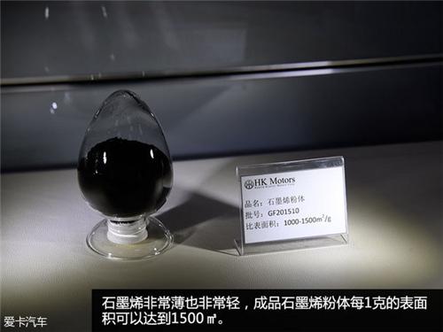 电动汽车发展的正道 解析石墨烯电池技术 图高清图片