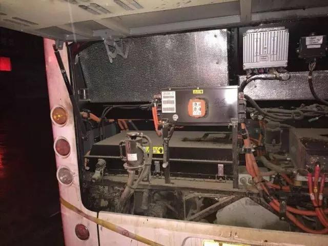 聚焦江西纯电动客车燃烧案 电池系统未着火