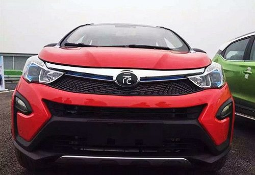 比亚迪的品牌反思 新能源汽车妥协性局部换标