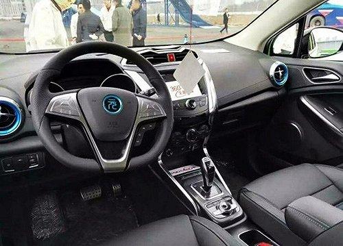 比亚迪的品牌反思 新能源汽车妥协性局部换标高清图片