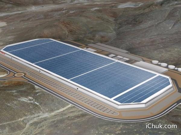 揭秘:走进特斯拉超级电池工厂内部