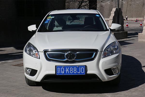 北汽EU260/比亚迪秦EV/帝豪EV/华泰iEV230四款A级电动车对比