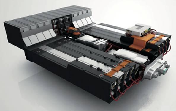 解析:动力锂电池与电动汽车续航里程的关系
