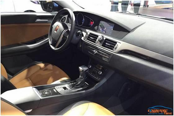 新能源汽车比亚迪秦与荣威e550对比评测 图高清图片