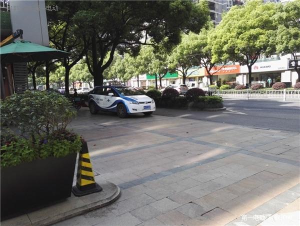 北京电动车主游杭州 看遍电动乘用车(图)