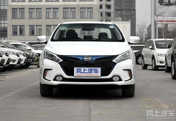 三大自主新能源汽车PK:比亚迪秦/北汽EU260/启辰晨风(图)