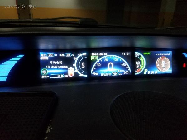 比亚迪E6车主:京哈高速两日充电的酸爽体验