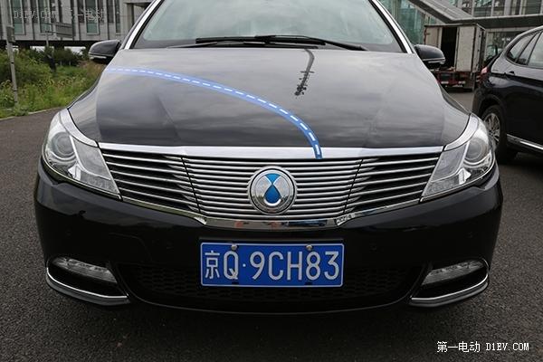 试驾国产纯电动汽车 启辰晨风 腾势 江淮iev5 附图高清图片
