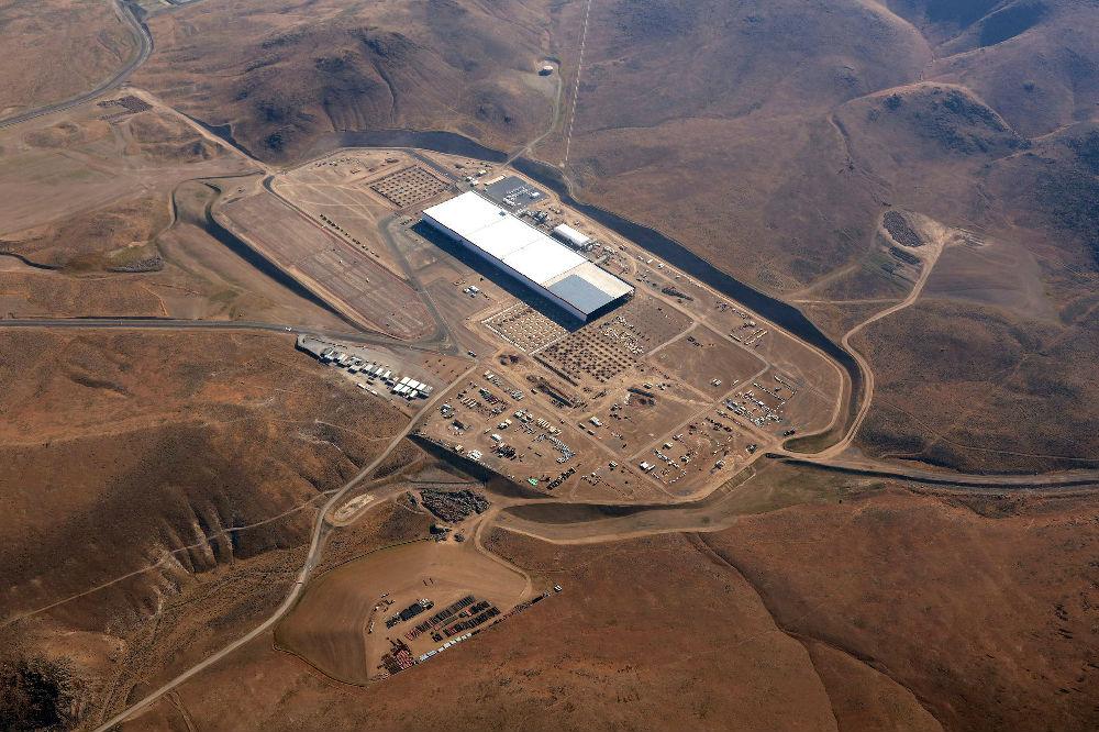 揭秘特斯拉超级电池工厂的前世今生