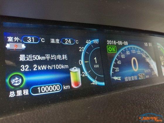 行驶了10万公里比亚迪e6车主的故事