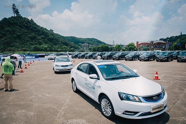 系于G20峰会 看杭州的那些新能源汽车