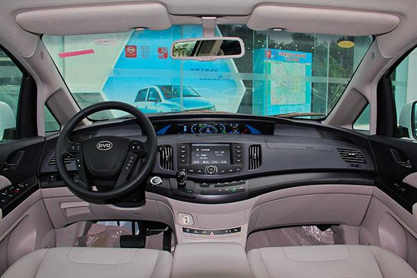 六款纯电动汽车解析:能满足北上深的网约车要求(图)