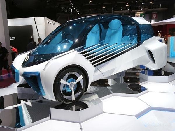 从巴黎汽车展看电动汽车:德系与亚洲军团死磕