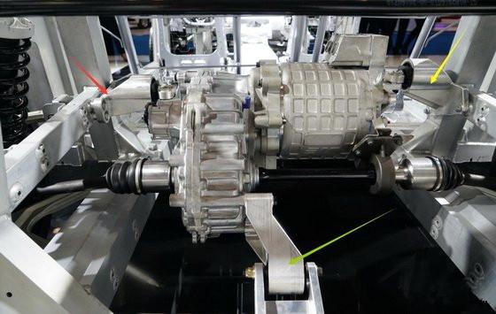 深度解析电动超跑前途K50(图)