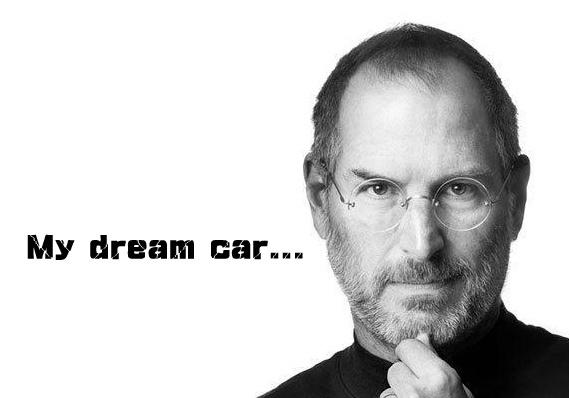 苹果车已夭折 乔布斯的汽车梦将在库克这里终结?