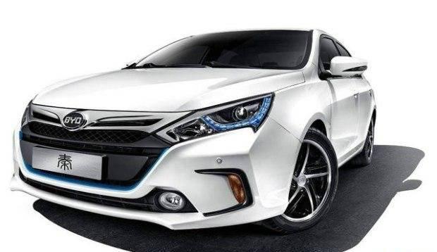 9月新能源汽车销量排行榜TOP10