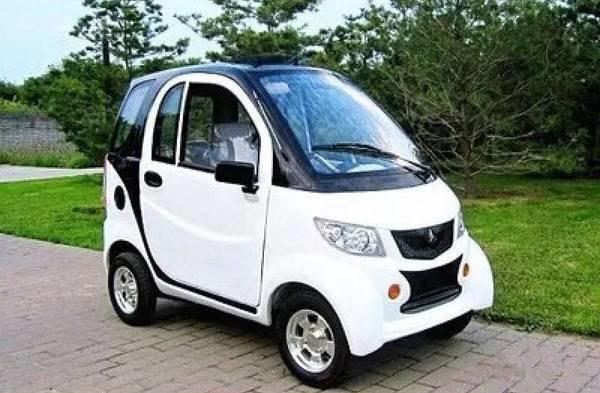 如何一眼识别纯电动汽车与低速电动车?