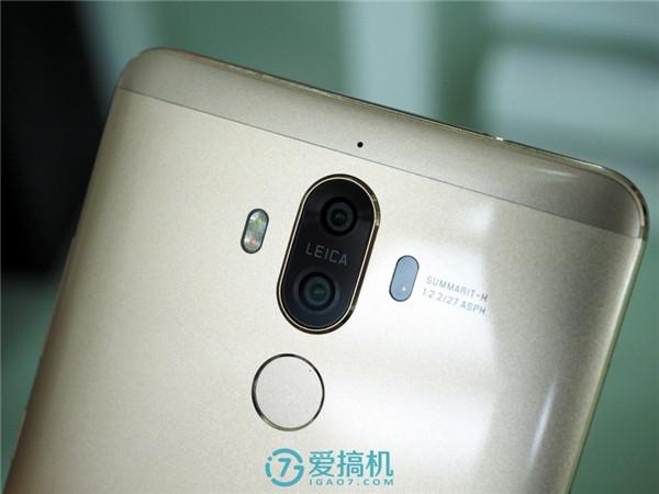 华为Mate9详细评测:麒麟960+大电池 最强旗舰选不选?