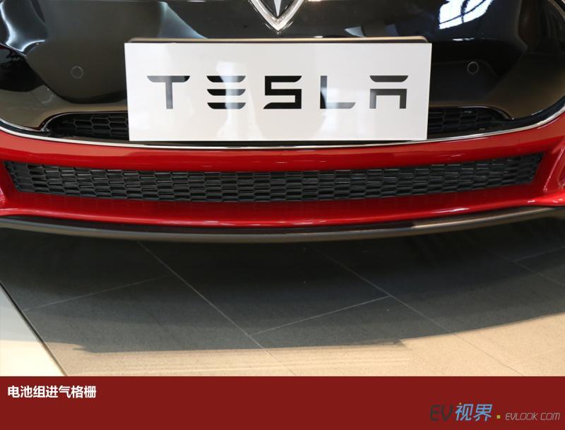 特斯拉Model S P85 试驾体验 爆发力超乎想象