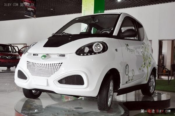 特斯拉/比亚迪腾势/大众等2014年度全球17款纯电动汽车全览
