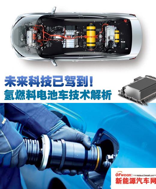 【技术解析】氢燃料电池车解读 未来科技如何主宰未来