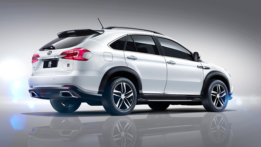 【图赏】SUV巅峰之作:比亚迪唐PK特斯拉Model X