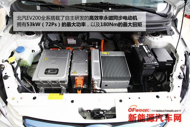 新能源汽车电路板接线图解