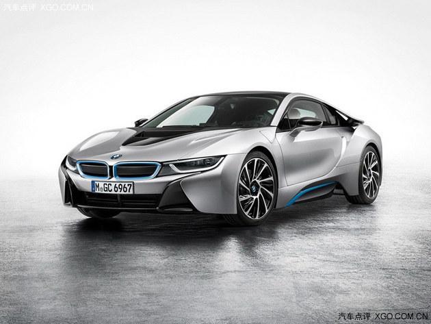 从宝马i8来看激光大灯在新能源汽车上的应用图片