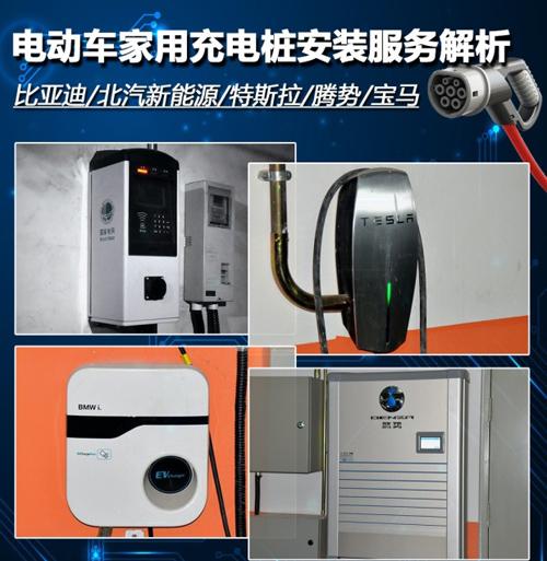 便携式(插座)充电,壁挂式充电器(家用充电桩)