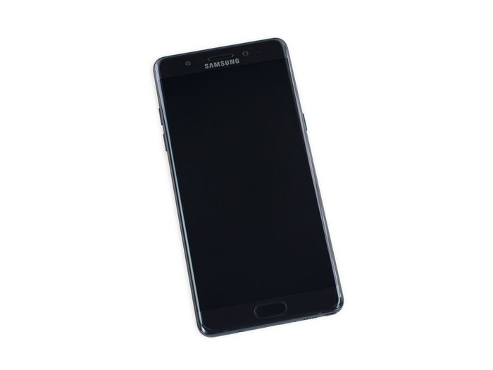 三星Galaxy Note7拆解