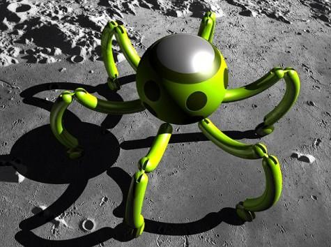 无人驾驶汽车最终在沙漠里行驶了132英里.   google机器人:高清图片