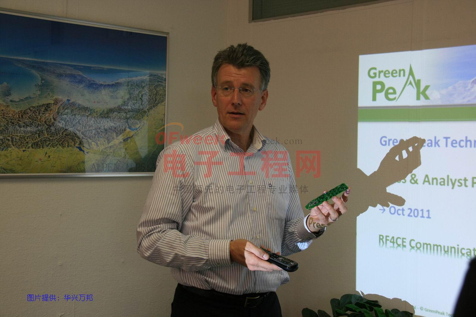 GreenPeak超低功耗智能ZigBee助推物联网应用
