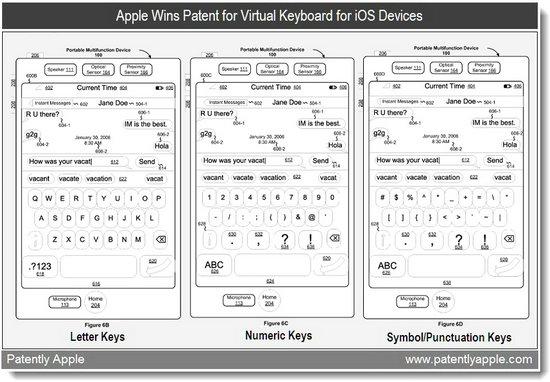 虚拟键盘技术