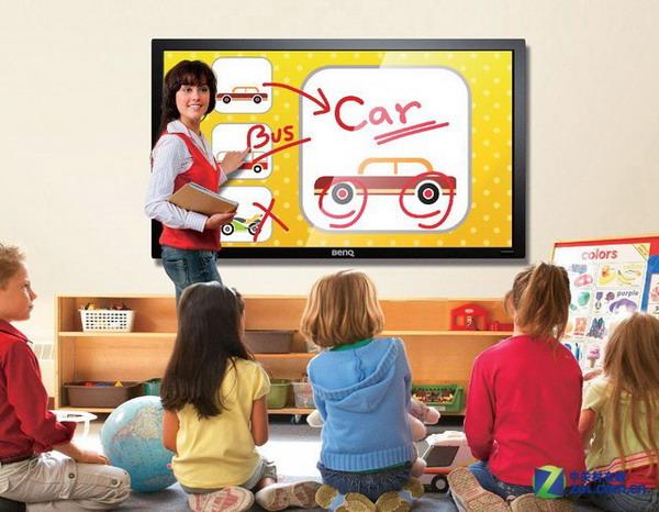 短焦互动VS触控一体机 大屏教育的革命