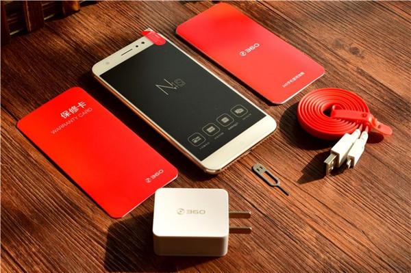 360手机N4S骁龙版深度评测:换芯升级 能否畅快用两天?